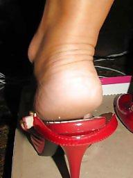High heels, Cam, High
