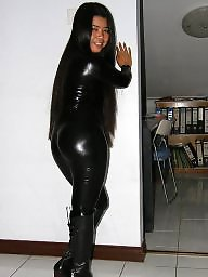 Pvc, Latex, Leather, Mature latex, Mature leather, Mature pvc