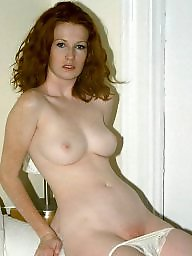 Naked, Redhead amateur