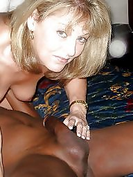 Blowjob, White, Interracial blowjob