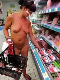 Shopping, Shop, Naked