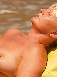 Milf mom, Beach milf