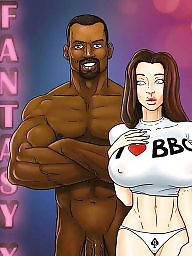 Cartoons, Interracial cartoon, Interracial cartoons, Cuckold, Cuckold cartoon, Interracial cuckold