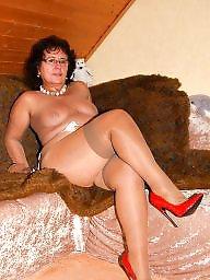 Nylon, Mature nylon, Milf stocking, Nylon mature, Mature women, Mature stockings