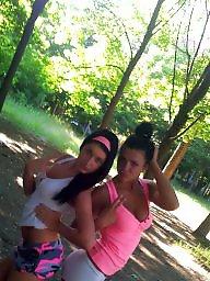 Hungarian, Teen babes