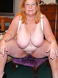 Grandma, Bbw mature, Mature bbw, Home, Mature boobs, Grandmas