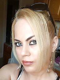 Blonde big tits, Tit