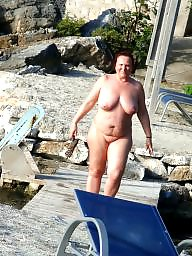 Nudist, Older, Mature beach, Nudists, Beach mature, Public mature