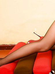 High heels, Teens, Stockings heels, Teen heels