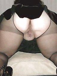 Bbw nylon, Bbw nylons, Butts, Big butt
