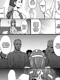 Hentai, Prostitute, Manga