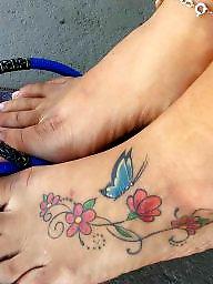 Mature feet, Mature