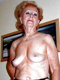 Desperate, Granny cock, Grannis