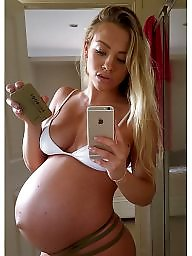 Pregnant, Milf boobs