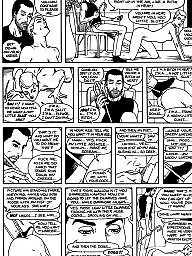 Bdsm cartoon, English, Cartoon bdsm, Bdsm cartoons