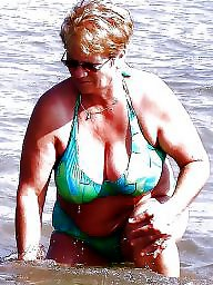 Granny big boobs, Granny beach, Granny boobs, Busty, Amateur granny, Big granny