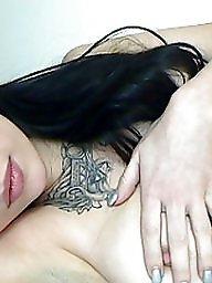 Big tits, A bra, Hand