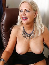 Plump, Mature blond, Mature blonde, Cute, Blonde mature