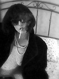 Smoking, Fur, Amateur, Smoke