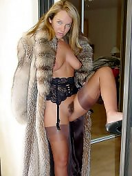 Fur, Mature milf