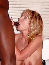 Mature interracial, Mature blowjob, Sucking, Mature suck, Interracial mature, Mature sucking