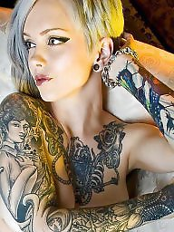 Tattoo, Tattooed, Beauty
