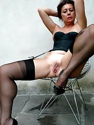 Mature stocking, Mature stockings, Stocking mature, Spreaders