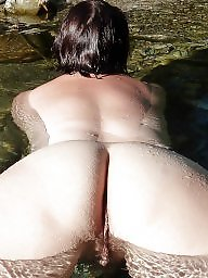 Masturbating, Ass mature, Masturbation, Mature asses