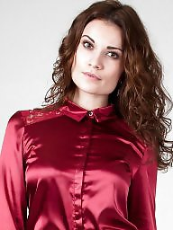 Satin, Blouse