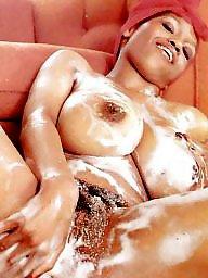 Retro, Ebony boobs