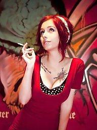Smoking, Smoke, Pink