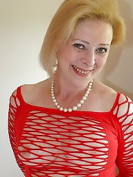 Milf stockings, British, Matures, Stocking mature, British mature, Mature british