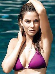 Celebrity, Bikinis, Purple, Pink