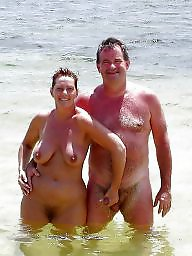 Mature beach, Nudist, Couple, Nudists, Mature nudist, Mature couple