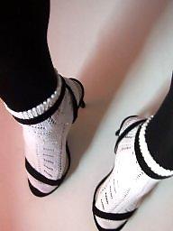 Socks, Heels