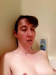 Bath, Wifes tits, Bathing