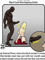 Interracial cartoon, Cartoons, Femdom, Femdom cartoon, Interracial cartoons, Black cartoon