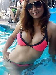 Asian milf, Bitch, Asian big boobs