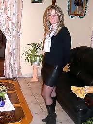 Mature mix, Milf stockings, Stocking milf