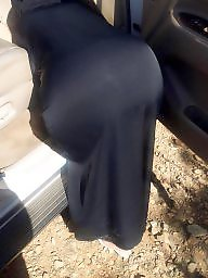 Hijab ass, Hairy ass, Hidden, Hijab hot, Ass hairy