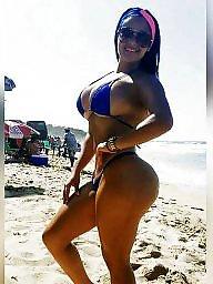 Latin, Latin ass, Ass beach