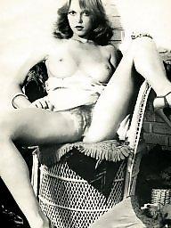 Magazine, Magazines, Vintage tits, Hairy vintage