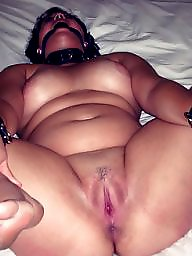 Close up, Bbw milf, Julie, Ups, Close-up
