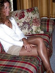 Pantyhose, Girls, Amateur stocking, Amateur pantyhose
