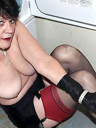 Girdle, Mature girdle, Stockings, Girdle stockings