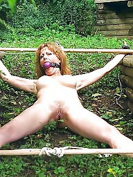 Outdoor, Bondage, Outdoors