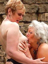 Lesbian, Grannies, Granny lesbian