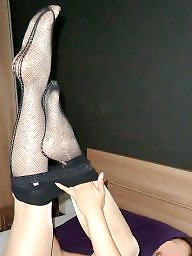 Pantyhose, Heels, Milf stockings, Sucking, Stockings heels, Suck