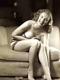Scandal, Vintage porn, Nudes