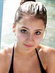 Young, Serbia, Young tits, Teen voyeur, Hot teen